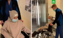 Ролик Леры Кудрявцевой в инвалидном кресле обеспокоил поклонников