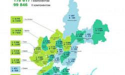 Коронавирус в Иркутской области на 28 апреля 2021 года по городам и районам: сколько заболело