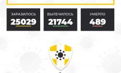 Коронавирус в Ставропольском крае на 19 ноября 2020 года по районам и селам: сколько заболело на сегодня